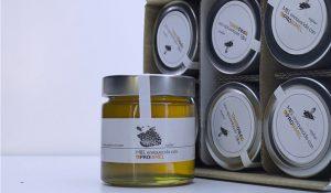 Miel con probióticos naturales